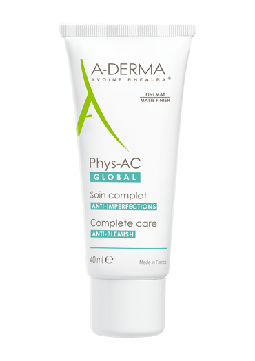 A-DERMA Soin anti-imperfections PHYS-AC