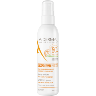 A-DERMA Spray enfants - SPF 50+ A-DERMA PROTECT